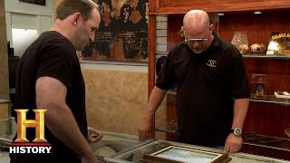 Pawn Stars: Woody Woodpecker Oil Painting | History
