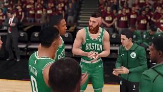 NBA LIVE 2018 Playoffs Boston Celtics vs Cleveland Cavaliers Full Game 4 NBA Finals | NBA LIVE 18