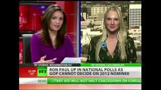RON PAUL SURGES FORWARD Into Second Place In National Polls