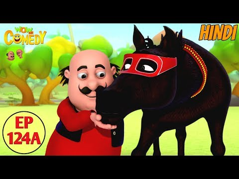 Motu Patlu | Dost No.1 | Cartoon in Hindi for Kids | Funny Cartoon Video