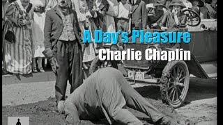 Charlie Chaplin - Stuck in Tar (A Day