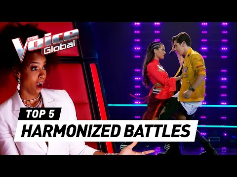 BEST BOYGIRL DUETS  in The Voice