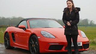 2016 Porsche 718 Boxster review | TELEGRAPH CARS