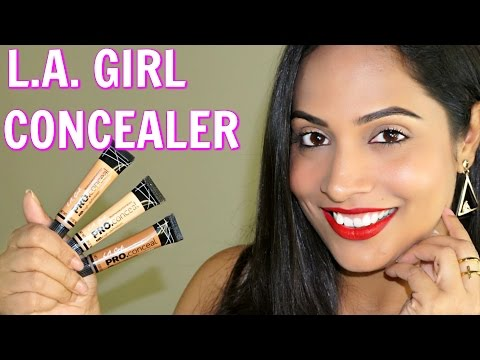 Xxx Mp4 L A Girl HD PRO Concealer Review NOW In INDIA ShrutiArjunAnand 3gp Sex