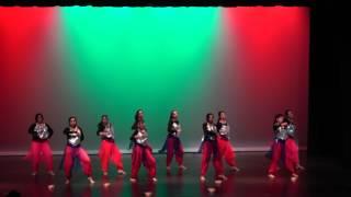 IAMV 2017   Nikita Bollywood Academy
