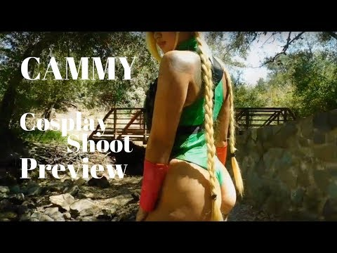 Xxx Mp4 CAMMY COSPLAY SHOOT PREVIEW 3gp Sex