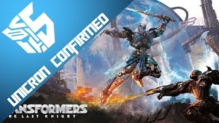 Unicron?! NEW Trailer Release Date!! - [TF5 NEWS]