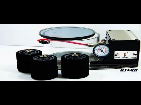 NPS  negative pressure system tyre addytive machine