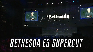Bethesda E3 2017 press conference in 4 minutes