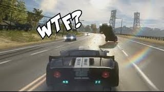 Need for Speed Most Wanted 2012 Funny Moments