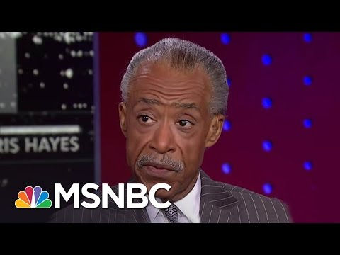 Al Sharpton Bill O Reilly Promoted White Nationalism All In MSNBC