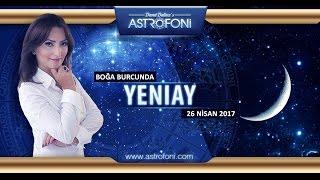 Boğa Burcunda Yeniay Astroloji Yorumu 26 Nisan 2017