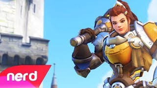 Overwatch Song | Born For This (Brigitte Song) | #NerdOut ft Fabvl, Cally Rhodes & YourOverwatch