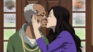 The Boondocks Season 4 Episode 6 Granddad Dates A Kardashian Review