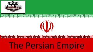 HOI4 Kaiserreich Iran EP3 Part 1 - The Second Invasion of Turkey