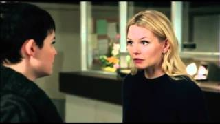 Once Upon A Time - Deleted Scene - Season 2 - Hook/Emma Jello [HQ]