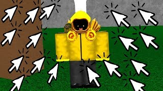 1,000 CLICKS GIVES YOU A DOMINUS (Roblox)
