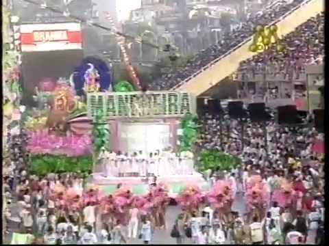 Mangueira 1996 Completo Manchete