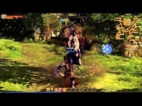 watch Bless Online Official First Look Gameplay Preview 1080p