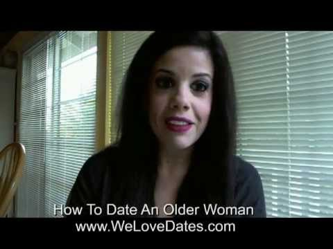 How To Date An Older Woman