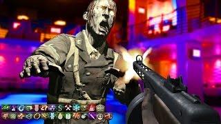 THE RELAXING END TRIED TO KILL ME ( Custom Zombies NIGHTCLUB)