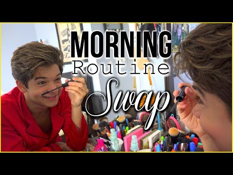 Xxx Mp4 Morning Routine SWAP Brother VS Sister 3gp Sex