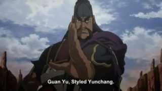 Guan Yu VS Lu Bu