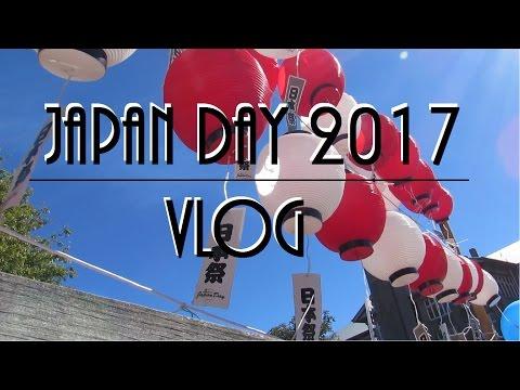 Japan Day 2017 Vlog // GingerKat