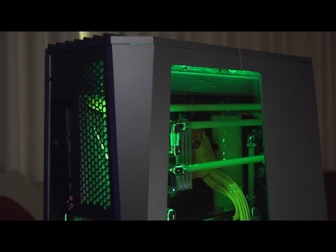 First Look An Epic Custom PC for 1500 Digital Storm s Modena CES 2017