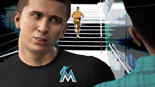 Fight With Former Teammate Before Game! MLB The Show 19 Road To The Show #62