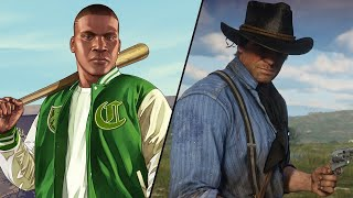 Will Rockstar Become a Two IP Studio? - Unlocked 332 Teaser
