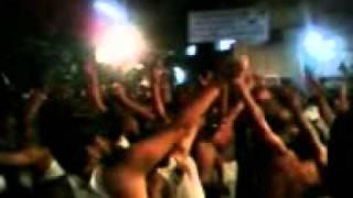 3 jamad us sani part 1- Anjuman Hussainia Sadar lhr Salaar Ammar shah
