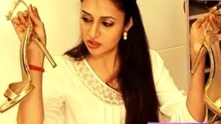 Ye Hai Mohabbatein - Ishita aka Divyanka's Enormous Shoe Collection