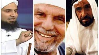 الجفري يحكي قصة نادرة للشيخ الشعراوي مع الشيخ زايد وحسني مبارك