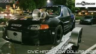 Driver b vs uhhson dsm 1320 socal street racing