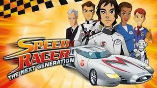 Speed Racer   Next Generation Season 2 Episode 13   Racing with the Enemy Part 1
