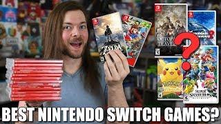 Top 10 BEST Nintendo Switch Games So Far.
