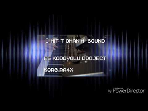 House Halay Project Korg pa4x