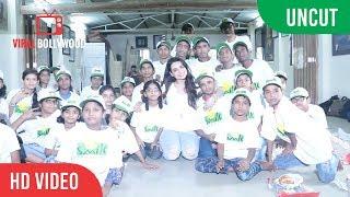 UNCUT+-+Soundarya+Sharma+With+Cute+Childrens+Of+Smile+Foundation+%7C+Viralbollywood