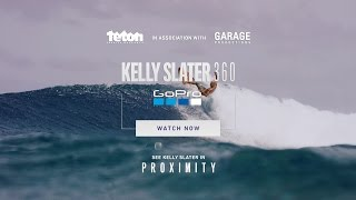 Kelly Slater Getting the Shot in 360