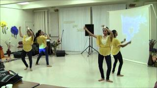 Pohela Boishakh (Bajere Baje Dhol Ar Dhak) Dance