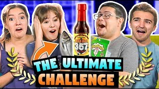 The Ultimate Challenge (WORST PUNISHMENT SHOT EVER!)