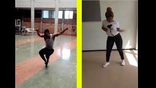 Vosho and Bhenga dance 2018