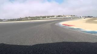 Chevelle Laguna Seca 26AUG2015 bumper