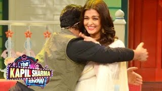 Aishwarya Rai In The Kapil Sharma Show 1st May 2016