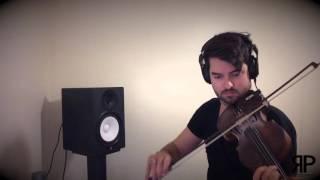 Justin Bieber -  Love Yourself violin remix - Rhett Price