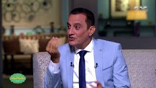 """صاحبة السعادة   طارق علام يكشف عن قصة اطرف ضيف قابله في برنامج """" كلام من دهب """""""