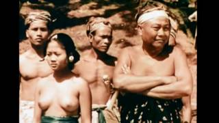 Bali old video 13: 1935 Legong: Dance of the Vigins