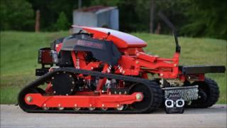 Remote Control Slope Mower - TRX-48-PRO