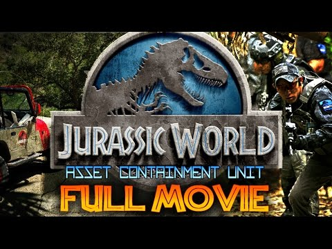 jurassic world asset containment unit full movie fan film daikhlo. Black Bedroom Furniture Sets. Home Design Ideas